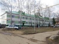 Нурлат, Заводской переулок, дом 1. офисное здание