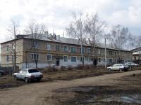 Нурлат, Заводской переулок, дом 3. многоквартирный дом