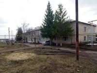 Нурлат, Заводской переулок, дом 5. многоквартирный дом