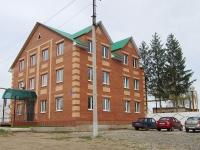 Нурлат, Заводской переулок, дом 1А. офисное здание