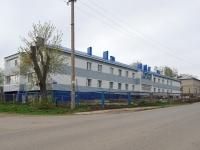 Нурлат, Заводской переулок, дом 7. многоквартирный дом