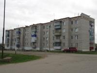 Нурлат, Заводской переулок, дом 11. многоквартирный дом