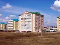 Нурлат, улица Кариева, дом 20. многоквартирный дом