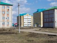 Нурлат, улица Кариева, дом 22А. многоквартирный дом