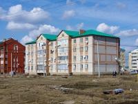 Нурлат, улица Кариева, дом 24. многоквартирный дом