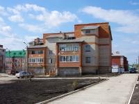 Нурлат, 50 лет Победы микрорайон, дом 3. многоквартирный дом