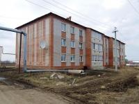 Нурлат, 50 лет Победы микрорайон, дом 9. многоквартирный дом