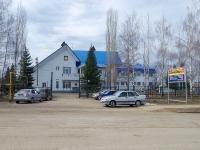 "Нурлат, улица Хамадиева, дом 2А. санаторий ""Лучезарный"""