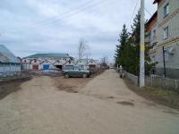 Нурлат, улица Хамадиева, дом 4. многоквартирный дом