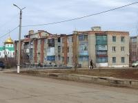 Нурлат, улица Хамадиева, дом 9. многоквартирный дом