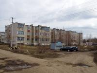 Нурлат, улица Хамадиева, дом 11. многоквартирный дом