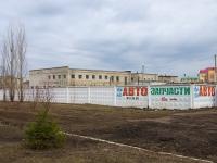 Нурлат, улица Хамадиева. очистные сооружения