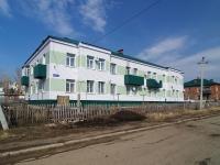 Нурлат, улица Ленина, дом 22. многоквартирный дом