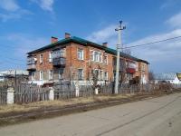 Нурлат, улица Ленина, дом 24. многоквартирный дом
