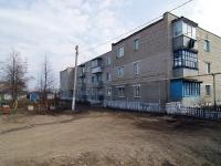 Нурлат, улица Ленина, дом 30. многоквартирный дом