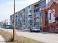 Нурлат, улица Московская, дом 5. многоквартирный дом