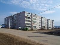 Нурлат, улица Московская, дом 7. многоквартирный дом