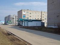 Нурлат, улица Московская. магазин Динара