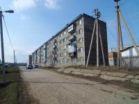 Нурлат, улица Циолковского, дом 9. многоквартирный дом