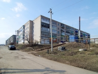 Нурлат, улица Циолковского, дом 11. многоквартирный дом