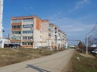 Нурлат, улица Циолковского, дом 13. многоквартирный дом