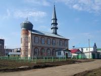 Nurlat, st Tsiolkovsky, house 15. mosque
