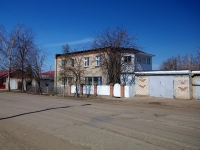Нурлат, улица Салимжанова, дом 2. многоквартирный дом