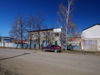 Нурлат, улица Салимжанова, дом 4. многоквартирный дом