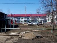 Нурлат, улица Салимжанова, дом 5. многоквартирный дом