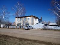 Нурлат, улица Салимжанова, дом 6. многоквартирный дом