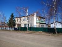 Нурлат, улица Салимжанова, дом 8. многоквартирный дом