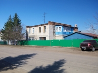Нурлат, улица Салимжанова, дом 10. многоквартирный дом