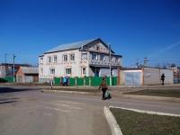 Нурлат, улица Салимжанова, дом 12. многоквартирный дом