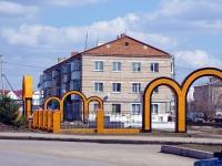 Нурлат, улица Салимжанова, дом 19. многоквартирный дом