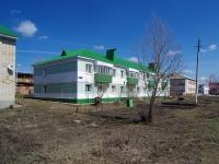 Нурлат, улица Гиматдинова, дом 49. многоквартирный дом
