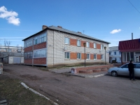 Нурлат, улица Гиматдинова, дом 49А. многоквартирный дом