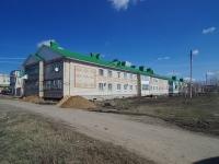 Нурлат, улица Гиматдинова, дом 51. многоквартирный дом