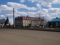 Нурлат, улица Гиматдинова, дом 56. многоквартирный дом