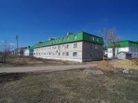 Нурлат, улица Гиматдинова, дом 61. многоквартирный дом