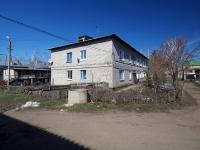 Нурлат, улица Гагарина, дом 4. многоквартирный дом