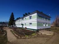 Нурлат, улица Гагарина, дом 5. многоквартирный дом