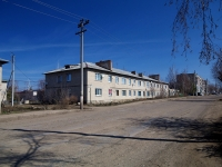 Нурлат, улица Гагарина, дом 6. многоквартирный дом