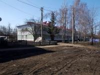 Нурлат, улица Гагарина, дом 8. многоквартирный дом