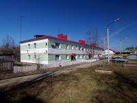 Нурлат, улица Гагарина, дом 12. многоквартирный дом