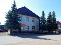 Нурлат, улица Гагарина, дом 13А. жилищно-комунальная контора