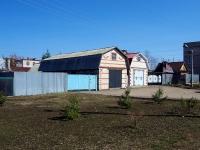 Нурлат, улица Гагарина, дом 22. индивидуальный дом