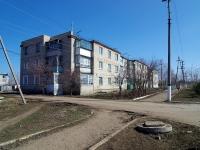 Нурлат, улица Гагарина, дом 26. многоквартирный дом