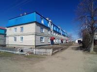 Нурлат, улица Чапаева, дом 6. многоквартирный дом