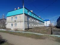 Нурлат, улица Чапаева, дом 9. многоквартирный дом