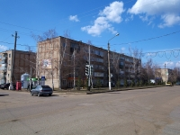 Нурлат, улица Карла Маркса, дом 6. многоквартирный дом